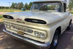 1961 Chevrolet C-10