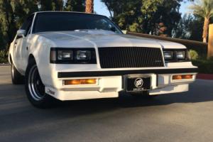 1987 Buick Regal turbo T / T type