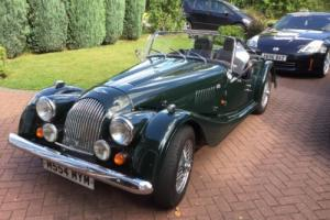 Stunning 1995 Morgan 4/4 Comprehensive History File