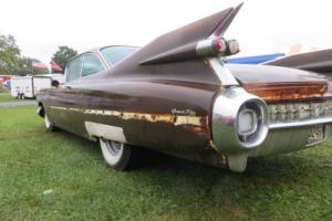 1959 Cadillac DeVille Coupe