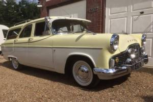 ** FORD ZEPHYR SIX ** FARNHAM ABBOT ESTATE ** NO RESERVE ** SPACE NEEDED! **