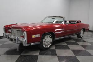1975 Cadillac Eldorado Convertible Photo