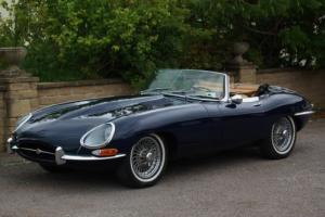 JAGUAR E TYPE SERIES ONE 3.8 ROADSTER 1963 LHD