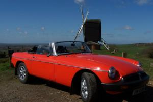 MGB Roadster classic car, Sale or Swap ! Photo