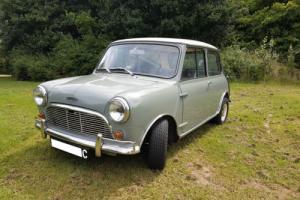 Stunning Fully Restored Genuine Mk1 Austin Mini Cooper