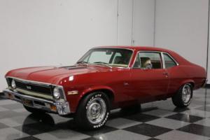 1972 Chevrolet Nova SS Tribute