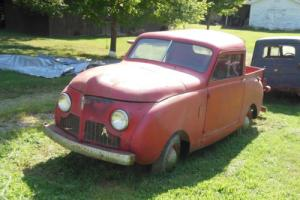 1947 Crosley Photo