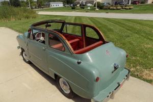 1951 Fiat Other Rare Crosley Super Convertible