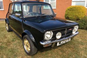 1979 Classic Mini 1275gt Black Clubman