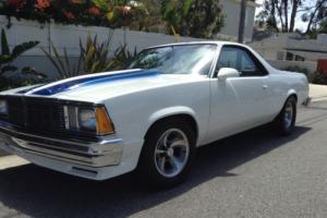 1980 Chevrolet El Camino SS Photo