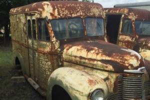 1941 International Harvester KB3.  1 ton