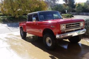 1970 International Harvester travelette 1200
