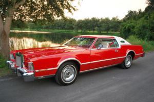 1976 Lincoln Mark Series