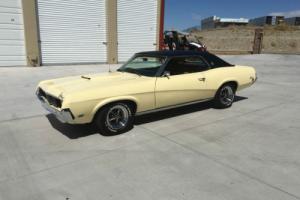 1969 Mercury Cougar XR7        LOW RESERVE