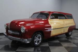 1950 Mercury Monterey Woody Wagon