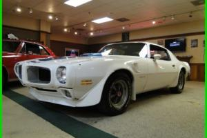 1970 Pontiac Trans Am Numbers Matching Survivor
