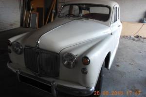 Rover 105s 1958