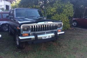 Jeep Cherokee Limited 1984 in VIC