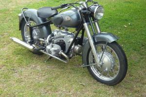 1953 Other Makes ZUNDAPP