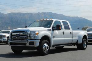 2012 Ford Super Duty F-450 XLT
