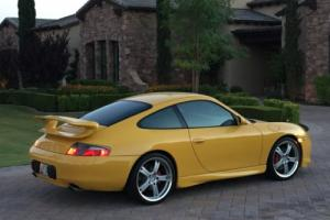 2000 Porsche 911