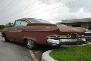 1961 Dodge PHOENIX 2 DOOR HARDTOP COUPE