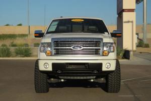 """2010 Ford F-150 4WD SuperCrew 145"""" Platinum"""