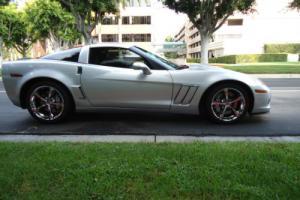 2011 Chevrolet Corvette 3LT Photo