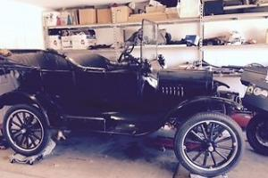 1919 Ford Model T Photo