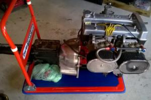 LOTUS FORD 1700CC TWINCAM ENGINE SUIT LOTUS, CATERHAM ETC