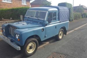 Land Rover Series 3 1975 Tax Exempt 300 TDI