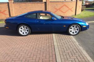 1998 JAGUAR XK8 COUPE AUTO BLUE