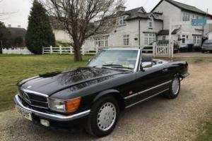 1986 Mercedes-Benz 300SL 3.0 188 R107 Only 42,000 Miles C Reg