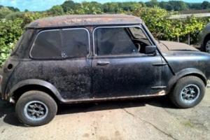 1971 Mini Cooper S 1275