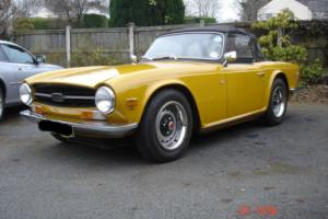 1972 Triumph TR6 - 150 BHP Photo