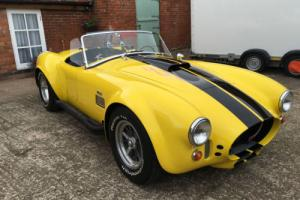 1965 TITLED SUPERFORMANCE 460 BIG BLOCK SHELBY COBRA, ONLY 8000 MILES FROM NEW