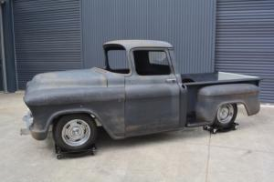 """1956 Chevrolet 3100 Pickup IFS Coilovers 4 Link 9"""" Wilwoods Camaro F100 HSV in QLD"""