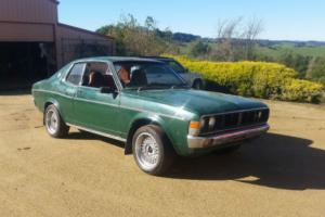 1975 Mitsubishi Chrysler GD Galant Hardtop Coupe in VIC