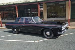 1963 Dodge 440 Coupe MAX Wedge Clone