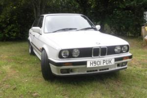 BMW 325I E30 SE AUTO (1990) 4 DOOR SALOON