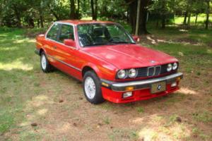 1987 BMW 3-Series Photo