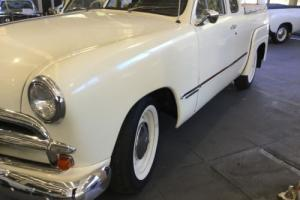 Ford 1949 UTE V8