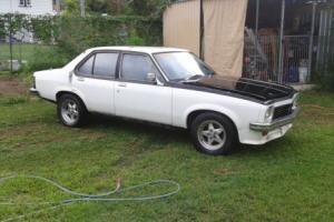 LH Torana 1974 SLR in QLD