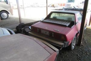 1987 Fiat X 1/9