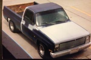 1980 Chevrolet C-10