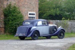 1929 Rolls Royce Twenty Park Ward Sports Saloon