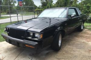 1987 Buick Grand National Photo