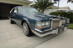 1985 Cadillac Seville Custom
