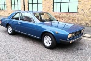 Fiat 130 coupe 1972 Photo