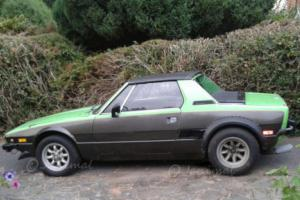 Fiat X1/9 1974